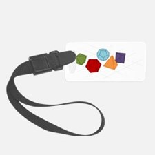 Lets Roll Luggage Tag