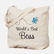 Boss (World's Best) Tote Bag