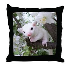 Think Spring! Throw Pillow