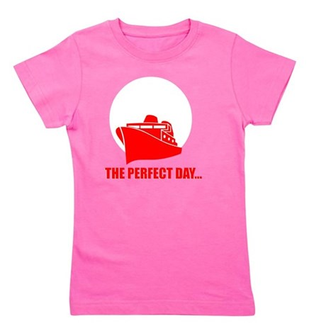 Perfect Day Ship Girl's Tee