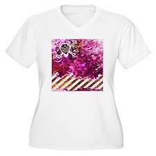 Punk You 14 Pink  T-Shirt