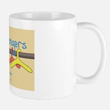 Small Hangers Logo Mug