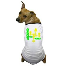 limeyellow ATW 5 Dog T-Shirt