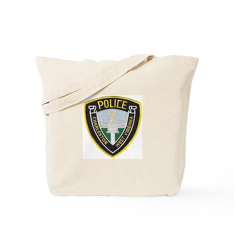 Charleston Police Tote Bag