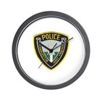 Charleston Police Wall Clock
