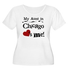Aunt Chicago T-Shirt