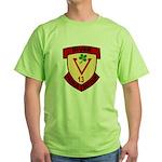 Riv Pat Sec 513 Green T-Shirt