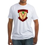 Riv Pat Sec 513 Fitted T-Shirt
