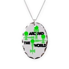 green ATW 6 Necklace