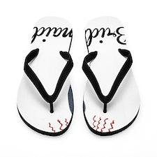 Elegant Bridesmaid Flip Flops