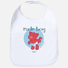 Rude Boy Razz Bib
