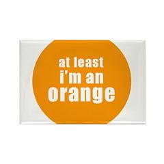 I'm an orange Rectangle Magnet (100 pack)
