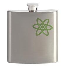 Immune to Sarcasm Flask