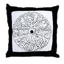 UWC 2012 Throw Pillow