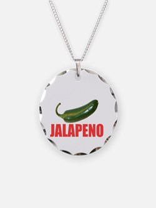 Jalapeno Business Necklace