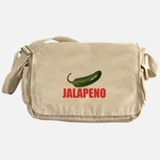 Jalapeno Business Messenger Bag