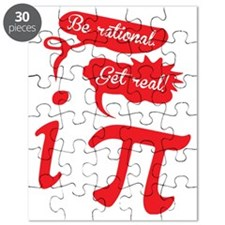 Be rational, Get real! Nerd Humor Puzzle