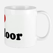 I Love stage door Mug
