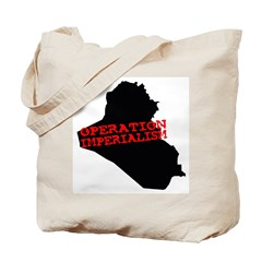 Operation Imperialism Tote Bag