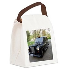 Londons Carriage Canvas Lunch Bag