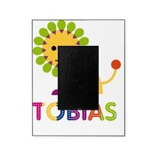 Tobias Loves Lions Picture Frame
