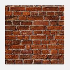 Brick Wall Tile Coaster