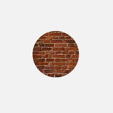 Brick Wall Mini Button