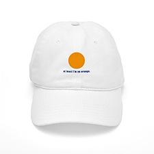 at least i'm an orange Cap