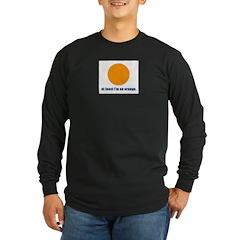 at least i'm an orange T