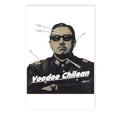 Voodoo Chilean Postcards (Package of 8)