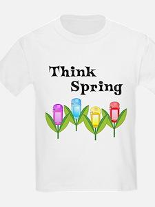 Think Spring GPS T-Shirt