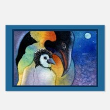 My Little One-Penguin Postcards (Package of 8)