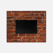 Red Brick Wall Picture Frame