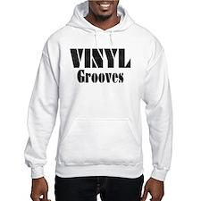 Vinyl Grooves (Hoodie)
