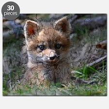 baby fox Puzzle