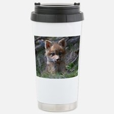 baby fox Stainless Steel Travel Mug