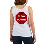 SLOWDown Women's Tank Top