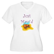 Just Maui'd Flip Flops T-Shirt