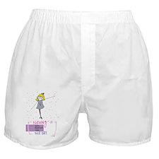 Celebrate! Boxer Shorts
