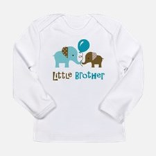 Little Brother - Mod Elephant Long Sleeve T-Shirt