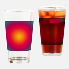 Rising Sun Drinking Glass