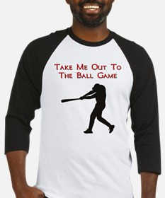 Take me out to the Ball Game Baseball Jersey
