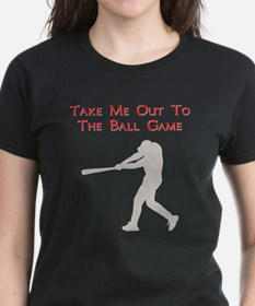 Take me out to the Ball Game Tee
