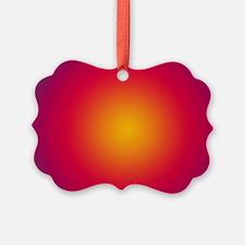 Rising Sun Ornament