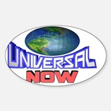 Basic Logo Shirt Sticker (Oval)