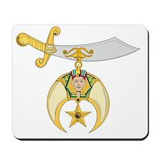 Shriners Logo Mousepad