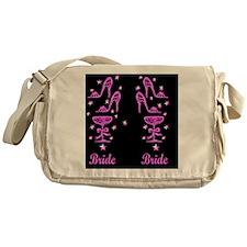 THE BRIDE Messenger Bag