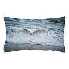 Born of sea-foam Pillow Case