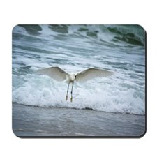 Born of sea-foam Mousepad