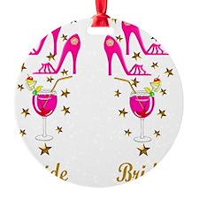 THE BRIDE Ornament